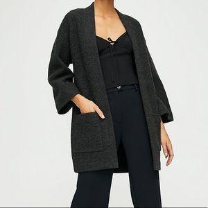 Aritzia - Wilfred 💯merino wool sweater